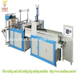 Automatic T Shirt Bag Making Machine pictures & photos