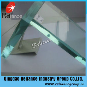 Clear Float Patterned Glass 1-19mm Thickness Clear Glass with Ce pictures & photos