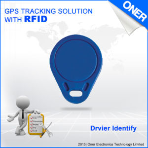 Car GPS Tracker with RFID Reader IC Card pictures & photos