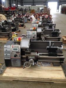 D240*500gv Hot Sale Bench Metal Mini DIY Lathe pictures & photos