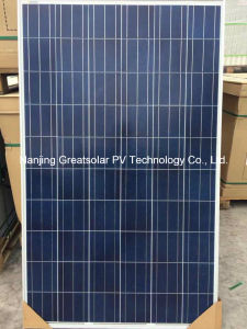 High Efficiency 250W A Grade Poly Solar Panel Made by 10 Years Professional Manufacturer pictures & photos