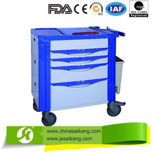Skr-Nt281 High Quality Hospital Medical Medicine Trolley pictures & photos
