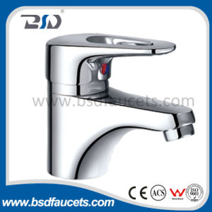 Brass Water Saver Basin Water Faucet pictures & photos