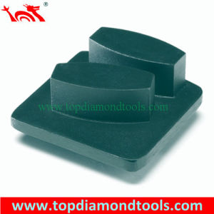 Redi Lock System Segment Diamond Grinding Metal Pad pictures & photos
