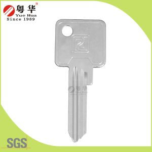 OEM Nickel Plated Brass Door Key Blank pictures & photos