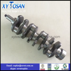 Nitrided Forging Crankshaft for Isuzu 4be1 8-94416-373-2 Forged Shaft pictures & photos