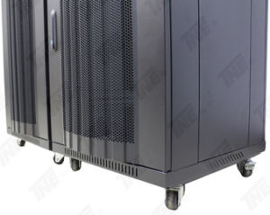27u Server Rack with Front Arc Mesh Door pictures & photos