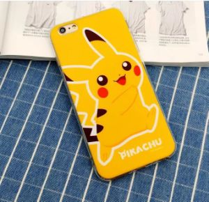 Pokeman Go High Quality Best Price TPU Case for iPhone5/6 pictures & photos