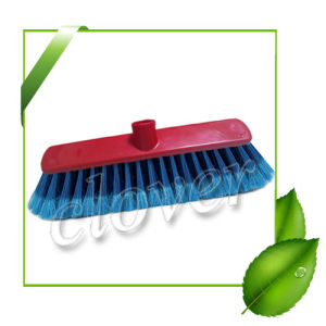 Floor Sweeping Brush with Hard Bristle pictures & photos