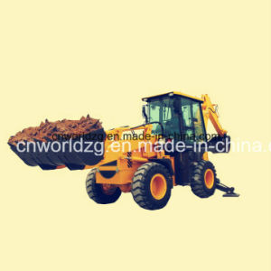 China Made Backhoe Compare to Jcb Backhoe Loader pictures & photos