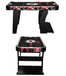 5′ Foldable Air Hockey Table (6030) pictures & photos