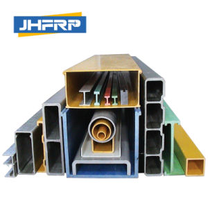 Glass Fiber Reinforced Plastic Pultruded Profile pictures & photos