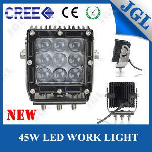 Auto LED Light 45W Industrial CREE LED Tractor Light