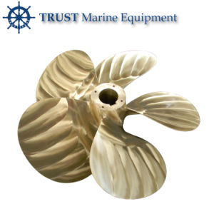 High Quality Bronze Marine Boat Propeller pictures & photos