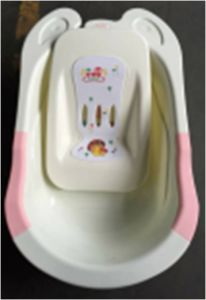 Baby Bath Tub with Stand pictures & photos