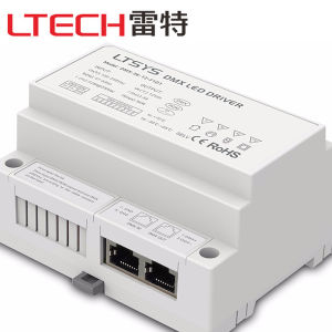 DMX Constant Voltage Dimmable 12V DMX LED Driver DMX-36-12-F1d1
