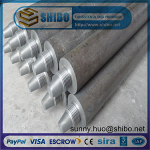 99.95% Pure Molybdenum Rods, Moly Bars with Thread pictures & photos