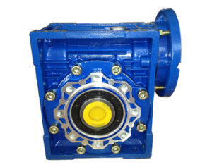 Single Stage Worm Speed Gearboxes
