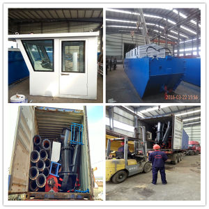 High Configuration Mud Dredging Ship Cutter Suction Dredger pictures & photos