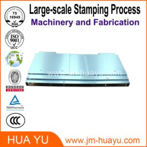 Metal Part Stainless Steel OEM Punching pictures & photos