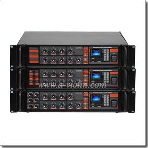 High Quality Musical Instrument PA Public Address Power Amplifier (APMP-0218BCD) pictures & photos