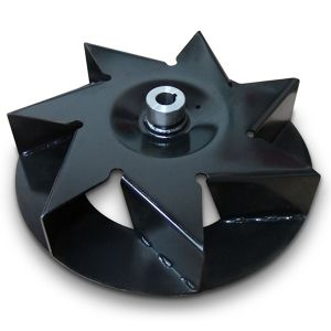 Customized Metal Centrifugal Pump Impeller with Painting pictures & photos