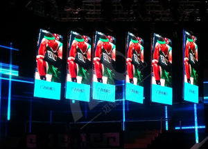 Outdoor Rental Portable Screen P6 LED Display pictures & photos