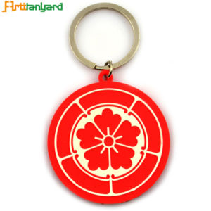 Custom Design Soft PVC Keychain pictures & photos