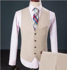 Men′s Custom Made Wedding Blazer Tuxedo Suit Men′s pictures & photos