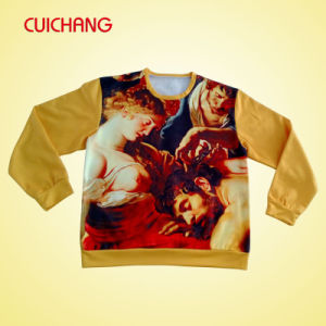 Custom Sweatshirt, Digital Sublimation Sweatshirt, Unisex 100%Cotton Hoodies (AH-012) pictures & photos