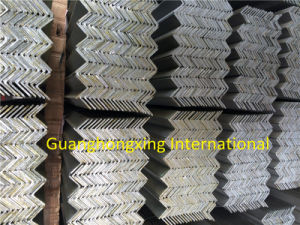 Galvanized Equal Leg Steel Angle for Engineering Structure pictures & photos