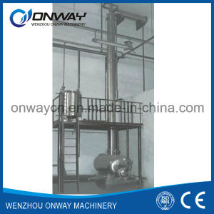 Jh Highe Efficent High Purity Stainless Steel Ethanol Methanol Alcohol Equipment pictures & photos