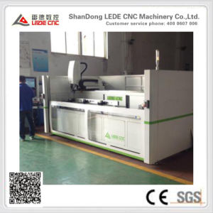 Aluminum Window Automatic CNC Drilling-Milling Machine Emrald T140 pictures & photos