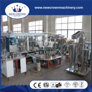 1000cph Canned Beer Filling Production Line pictures & photos