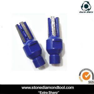 Granite Segment CNC Diamond Finger Bit for Drilling pictures & photos