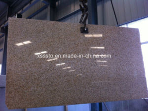 G682 Yellow Misty Rusty Natural Stone Granite Tiles & Slabs pictures & photos