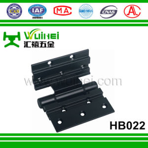 Aluminum Alloy Power Coating Pivot Hinge for Door with ISO9001 (HB022) pictures & photos