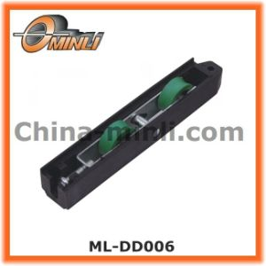 Double Nylon Sliding Door and Window Pulley Rollers (ML-DD006) pictures & photos