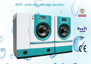 Sgx-Series Oil Dry Cleaning Machine pictures & photos