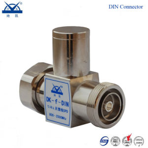 Antenna Feeder F N TNC SL16 Type Connector Voltage Protector pictures & photos