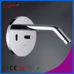 Fyeer High Quality Infrared Wall Mounted Automatic Sensor Tap pictures & photos