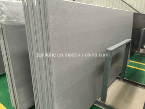 Dark Grey Artificial Quartz Stone for Countertops pictures & photos