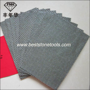 Es-1 Diamond Sanding Pad for Stone
