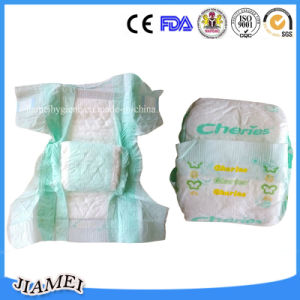 OEM Best Selling High Absorbency Disposable Baby Diaper pictures & photos