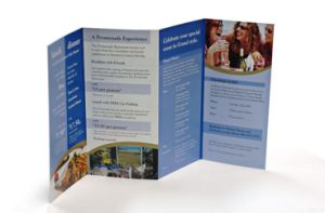China Business Brochure Printing Service pictures & photos