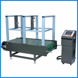 Automatic Standard Luggage Walking to Bump Testing Machine pictures & photos