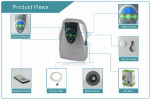 500mg/H Remote Control Gerador De Ozonio Air Purifier Ozone Generator pictures & photos