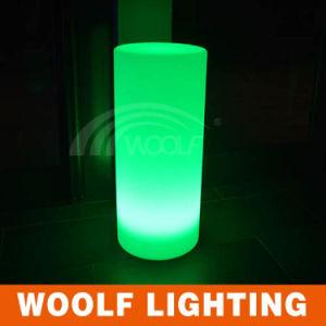 LED Column/Pillar Wedding Decorative /16 Color Change LED Pillar pictures & photos