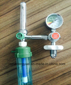 Approved Medical Oxygen Regulator Pressure Regulator Medical Equipment (DY-C11) pictures & photos
