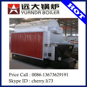 Dzl Series Coal Wood Fired Hot Water Boiler Price pictures & photos